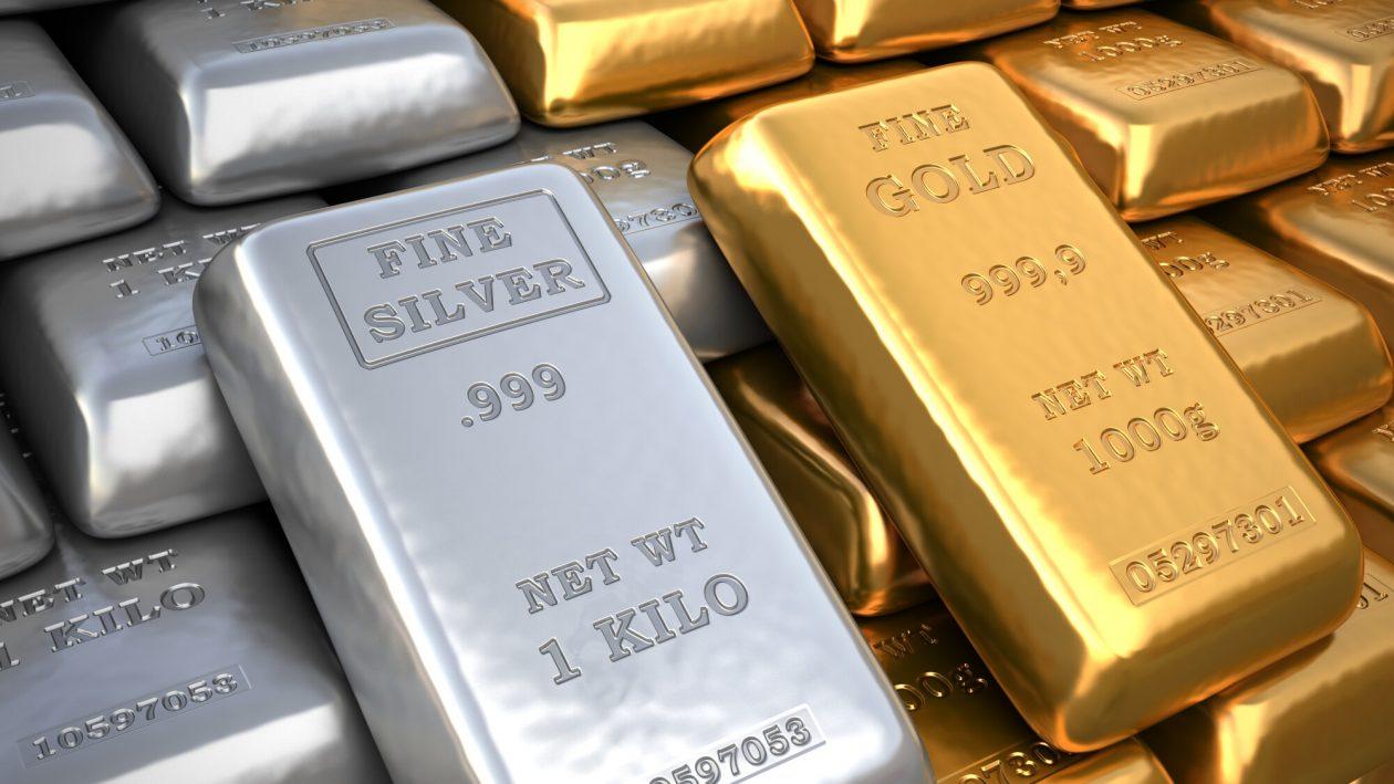 investing in gold vs silver